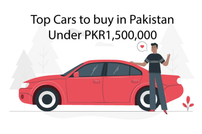 Top Cars to buy in Pakistan under PKR1,500,000