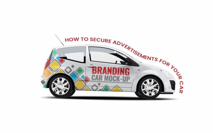 HOW TO secure advertisements for your car in Pakistan